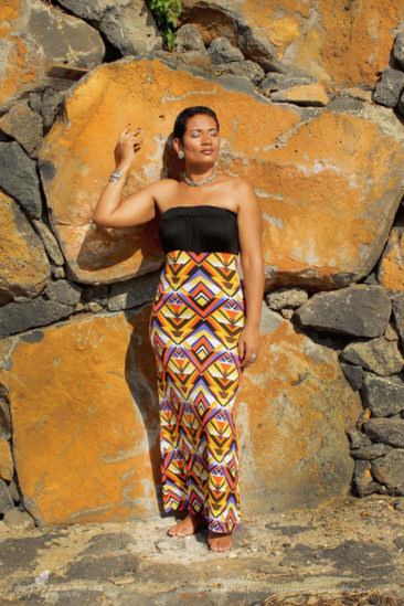 Amber combo and ethnic style with Dany